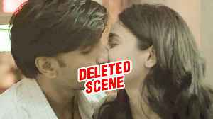 Ranveer Singh And Alia Bhatt KISS SCENE DELETED From Gully Boy? [Video]
