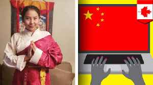 Chinese netizens mad after Tibetan made student president [Video]