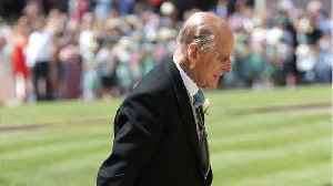 Britain's Prince Philip, 97, Off The Hook For Car Crash [Video]