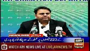 Headlines | ARYNews | 1900 | 14 February 2019 [Video]