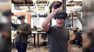 2015 E-mail: Mark Zuckerberg Wanted Facebook To Dominate Virtual-Reality [Video]