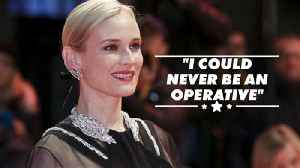 Diane Kruger trained with Mossad agents for Israeli spy film [Video]