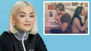 Rita Ora Watches Fan Covers on YouTube [Video]