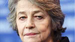Actress Charlotte Rampling Gets Lifetime Achievement Award In Berlin [Video]