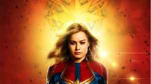 Can 'Captain Marvel's' Opening Weekend Beat 'Wonder Woman's'? [Video]