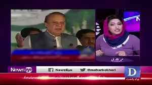 Meher Bukhari Analysis On Shahbaz SHarif's Bail.. [Video]