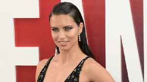 Adriana Lima Shares Her Secrets To Healthy Lifestyle [Video]