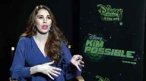 Christy Carlson Romano On 'Kim Possible' -- Exclusive [Video]