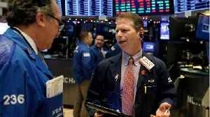 Dow Jones And S&P Court Losses On Valentine's Day [Video]