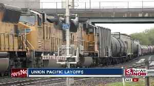 Former Union Pacific employee searching for next job, expert weighs impact of layoffs [Video]