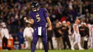Denver Broncos prepared to trade for Ravens QB Joe Flacco [Video]
