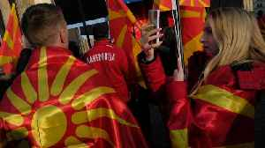 Macedonia Officially Changes Name To North Macedonia [Video]