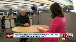 Omaha-World Herald investigates OPS $771 million pension fallout [Video]