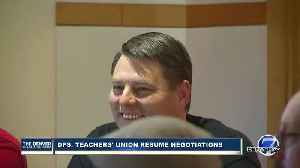 Denver teachers, district close to reaching deal after latest round of negotiations [Video]