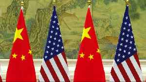 News video: U.S.-China trade talks move to higher level