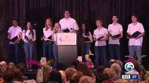 Reflections of Hope luncheon [Video]