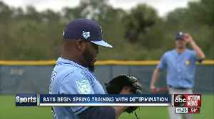 Rays determined to start Spring Training [Video]