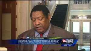 Stokes comments stem from police pursuit debate [Video]