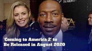 'Coming To America 2' With Eddie Murphy Is Coming [Video]