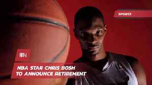 Chris Bosh Is Retiring From The NBA [Video]