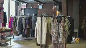 Goodwill Sets Up Pop-Up Store In Chelsea [Video]