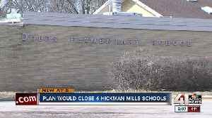Closing four Hickman schools an option to fix deficit [Video]