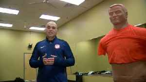 Wisconsin man hopes his weight transformation leads to appearance in 2020 Olympics [Video]