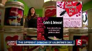 Love it or hate it, Valentine's Day is here [Video]