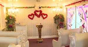 Vegas wedding chapels, planners prepare for Valentine's Day rush [Video]