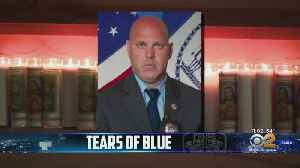 Memorial Grows For NYPD Detective Killed By Friendly Fire [Video]