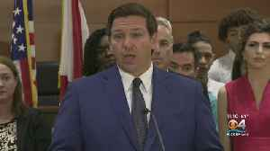 DeSantis Wants To Make Sure School Districts Are Following MSD Public Safety Act [Video]