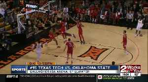 Oklahoma State blown out by Texas Tech, 78-50; 7th straight Big 12 loss for Cowboys [Video]