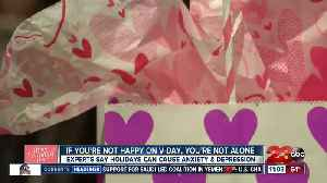 News video: The Valentine's Blues