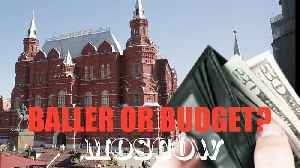 Baller or Budget? The high and low end of Moscow [Video]