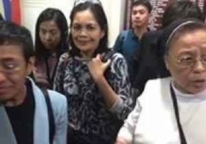 Rappler Boss Posts Bail After Libel Arrest in Manila [Video]