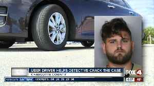 Cracking the case: Uber driver helps Charlotte County deputies solve theft case [Video]