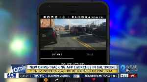 New crime app to launch in Baltimore [Video]