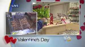Valentine's Day: Local Candy Shops Prepare For 'Sweet' Day [Video]