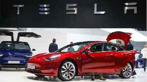 Tesla Faces Competition In China [Video]