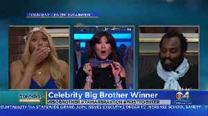 Trending: Celebrity Big Brother Winner [Video]