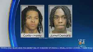News video: Two Men Charged In Miramar Double Murder