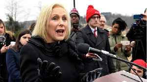 Gillibrand Making 2020 Moves [Video]