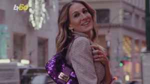 Sex And The City's Carrie Bradshaw Spotted In New Fendi Campaign And We Can't Even!! [Video]