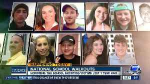 Today marks 1 year since school shooting in Florida [Video]
