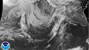 Weather System Labeled Pineapple Express Hits California [Video]