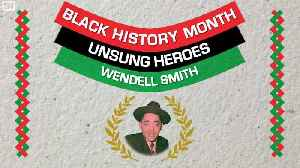 Unsung Heroes: Wendell Smith Changed the World of Sports One Column at a Time [Video]