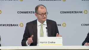 Europe banks: sector sends mixed signals despite upbeat Commerzbank [Video]