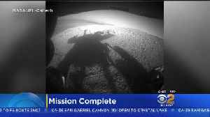 Mission Accomplished For Mars Rover Opportunity [Video]