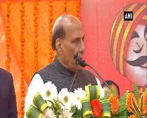 We want to maintain good relations with Iraq Rajnath Singh [Video]