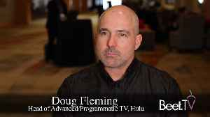 Hulu Embraces Automation, Carefully: Fleming [Video]